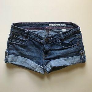 DKNY Jean Junior Shorts